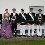 Schützenfest Benolpe 2009