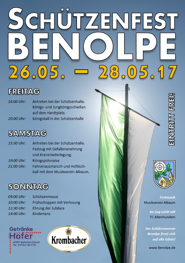 SV Benolpe 2017